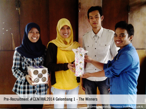 The Winners C.O.I.N.S Pre-Recruitment #CENTRAL2014